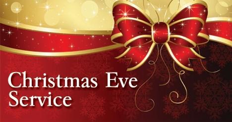 Christmas Eve Service & Christmas Music